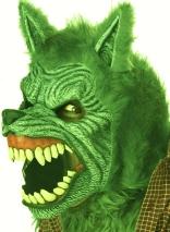 grüner werwolf