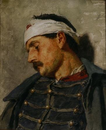 Albert_Anker_-_Verwundeter_Soldat