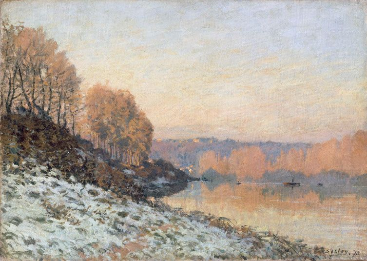 sisley_seine_bougival_im_winter_1872