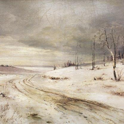 winter-road