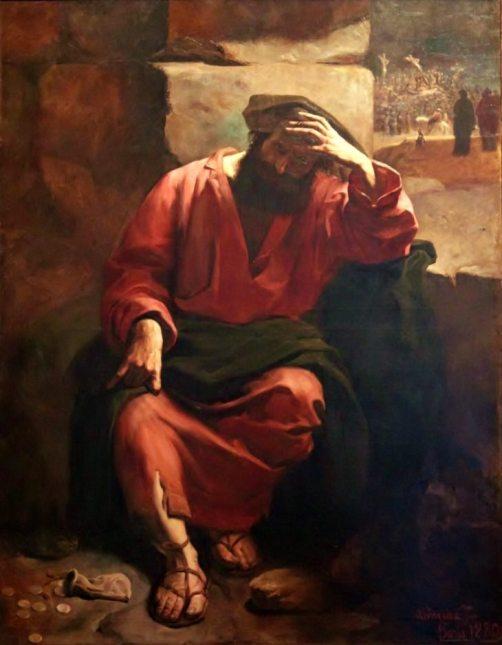 Almeida_Júnior_-_Remorso_de_Judas,_1880