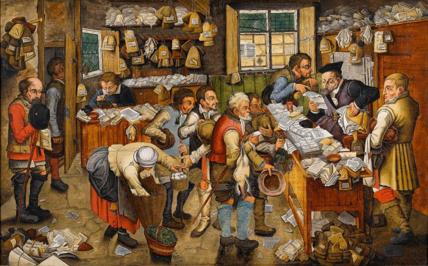 Pieter_Brueghel_the_Younger_(or_workshop)_The_Payment_of_the_Tithes_Bonhams