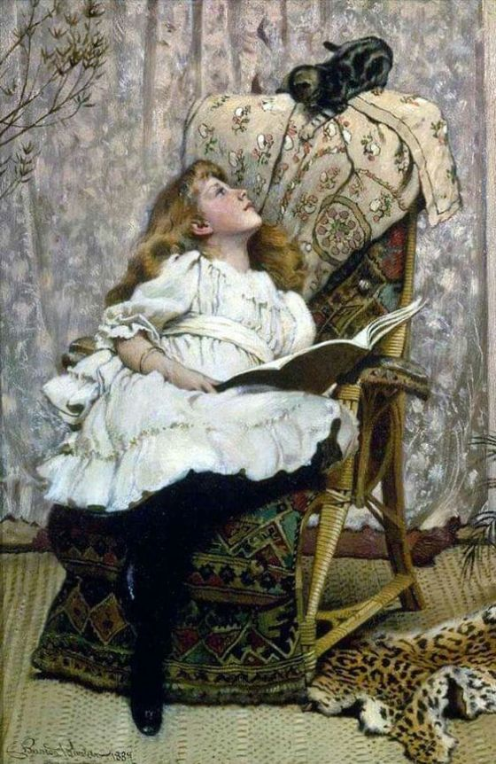 Charles Burton Barber a rival attraction