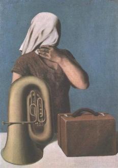 Magritte Der Kern der Geschichte